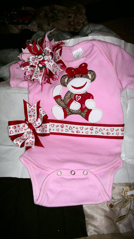 custom onesie set